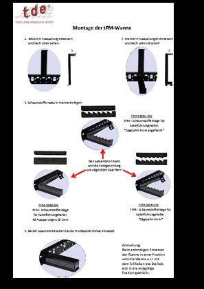Montageanleitung tPM
